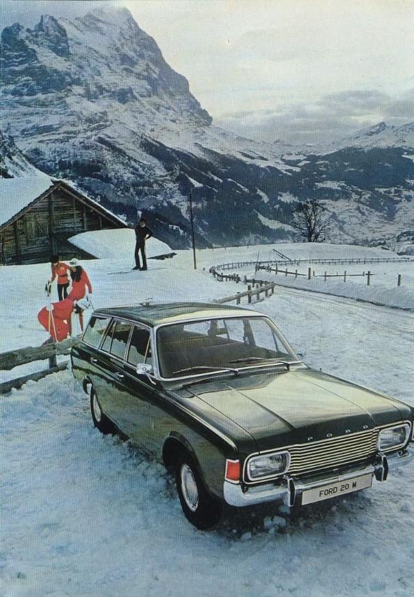 Ford 20M kombi