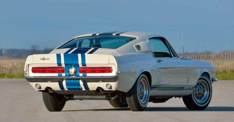 Shelby GT500 Super Snake