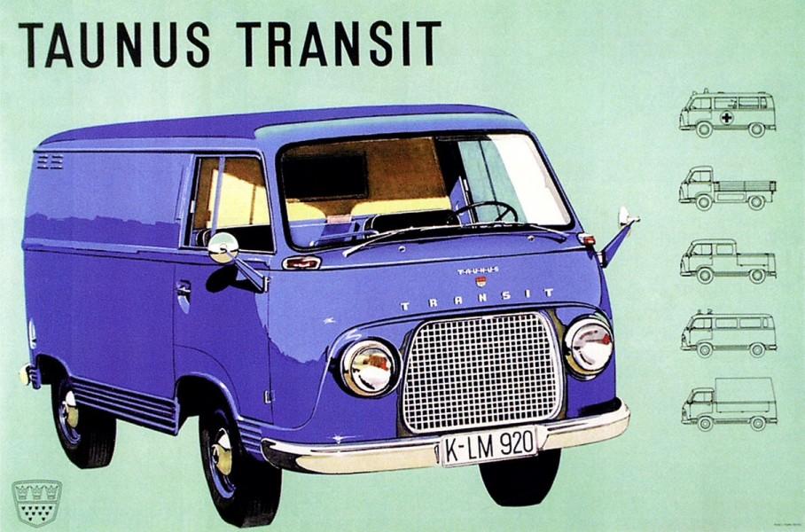 Ford FK1000 Taunus Transit