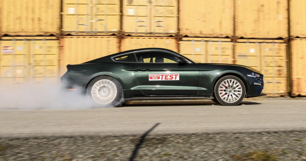 Så blir nästa generation Ford Mustang