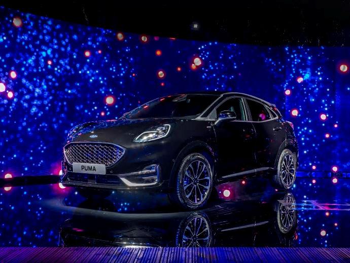 Ford breddar utbudet av Puma - allt från omfattande drivlineuppsättningar till sportig lyx