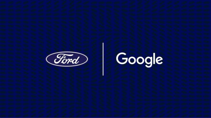Ford inleder samarbete med Google - ska förbättra upplevelsen med uppkopplade fordon