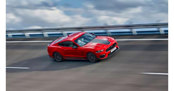 Ford Mustang Mach 1 börjar levereras till Europa - kommer till Sverige i höst