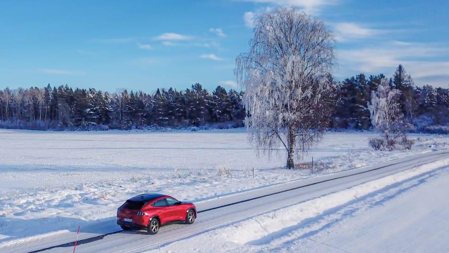 Fords nya Mustang Mach-E drar ut på Sverigeturné - ska besöka 45 platser runt om i landet